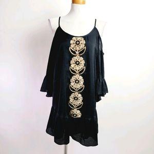 Vava medium black dress